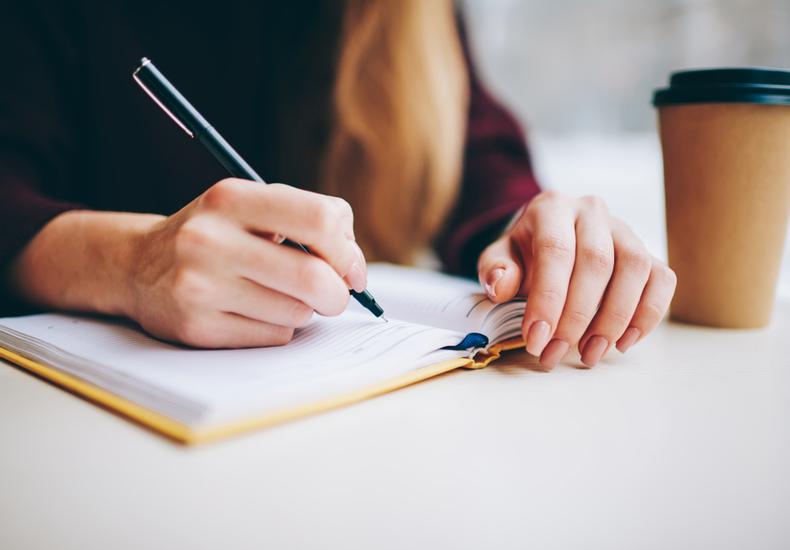 自分と向き合う 方法 ノート 書き出す 書く