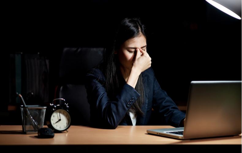 仕事が遅い 特徴 理由 集中力