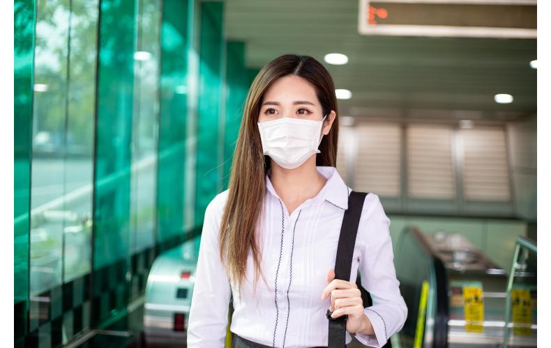 マスクが原因で起きやすい肌トラブル