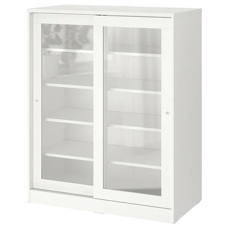 IKEA イケア おしゃれ デザイン性 デザイン 食器棚 棚 キッチン SYVDE スィブデ