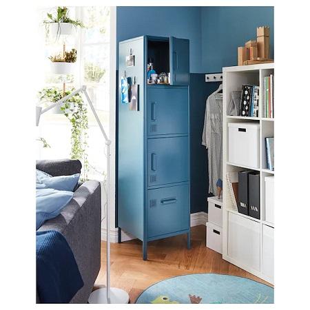 IKEA イケア おしゃれ デザイン性 デザイン 収納棚 食器棚 棚 キッチン IDÅSEN イドーセン