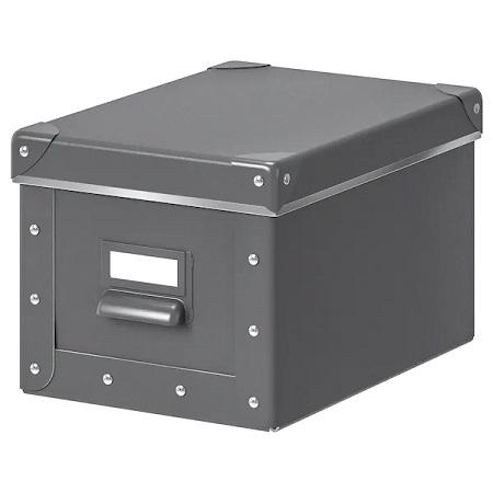 IKEA イケア 食器棚 棚 キッチン 収納 方法 ボックス 箱 入れ物 ケース FJÄLLAフィェラ