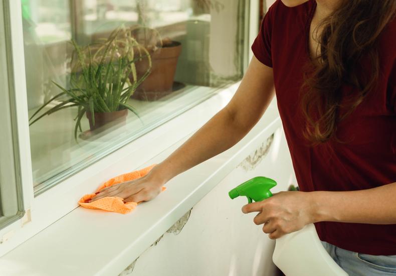 ベランダ 掃除 頻度 掃除方法 やり方 必要な道具 アイテム グッズ 洗剤 便利アイテム