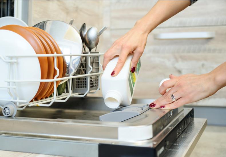 食洗機 洗剤 おすすめ タイプ別 粉末 ジェル タブレット 入れ方