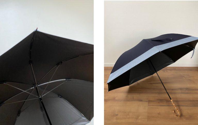 熱中症対策にもなる完全遮光の日傘