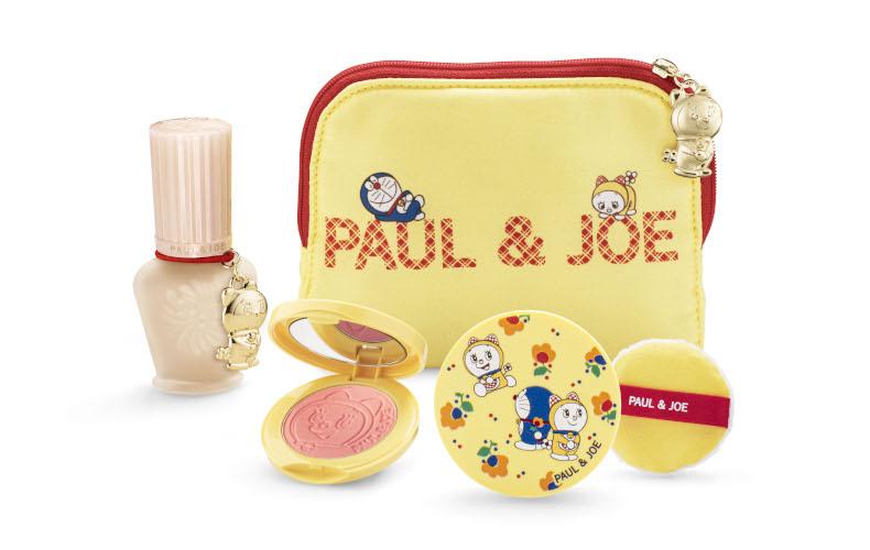 ポール&ジョー PAUL&JOE クリスマスコフレ 2020 ドラえもん
