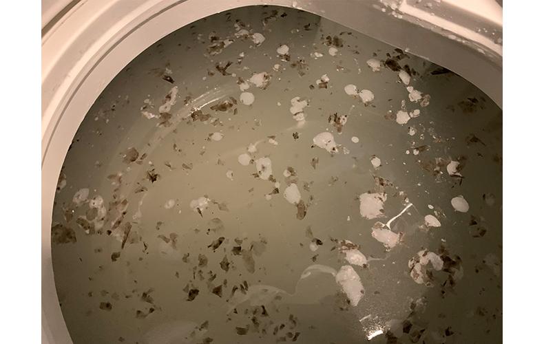 オキシ漬け,オキシクリーン,洗濯槽掃除