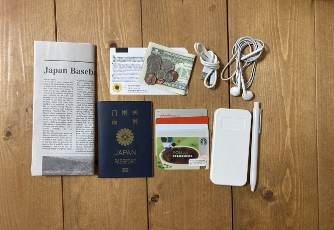 無印良品 パスポートケース クリアポケット ブラック 旅行 バッグ 収納