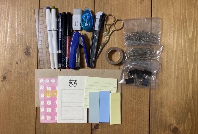 無印良品 パスポートケース クリアポケット ブラック 旅行 バッグ 収納 文房具 筆記用具