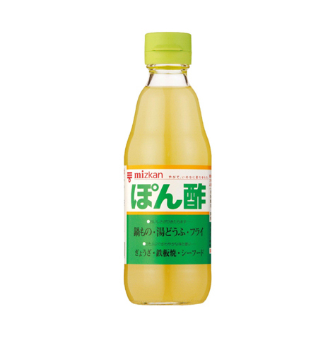 ミツカン ぽん酢