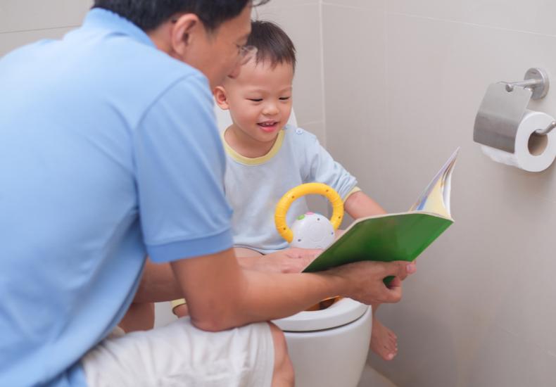 補助便座 使う時期 使うタイミング 選び方 ポイント 子ども トイレ オムツ卒業 トイレトレーニング ハンドル付き 便座のみ 踏み台 スタンド
