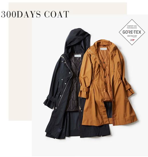300DAYS COAT