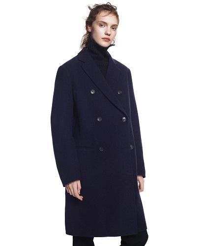 ユニクロ ジルサンダー コラボレーション 発売日 いつ 2020年秋冬 コレクション レディース メンズ アウター コート ジャケット ニット シャツ カットソー スカート パンツ アクセサリー 小物 ダブルフェイスダブルブレストコート