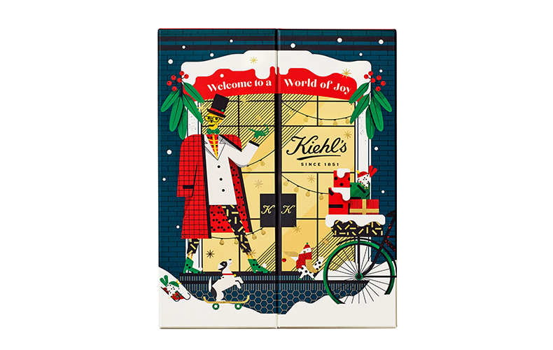 キールズ クリスマスコフレ 2020