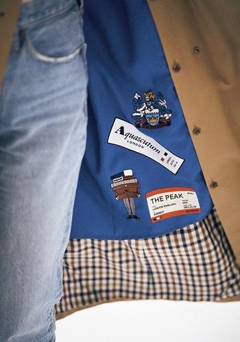 Domani10/11月号 p74 p75 p76 p77 ALL私物で見せてもらいました!『これが私の〝10年ベーシック〟。』 スタイリスト大草直子 私物 私服 マイベーシック マイスタイル トレンチコート