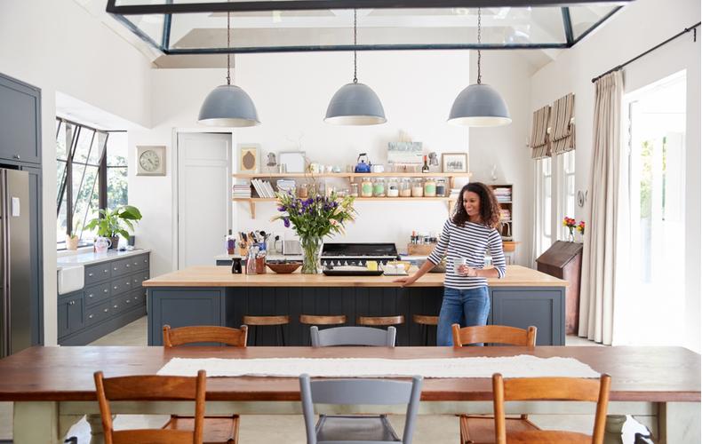 オープンキッチン 種類 スタイル パターン レイアウト 魅力 メリットデメリット