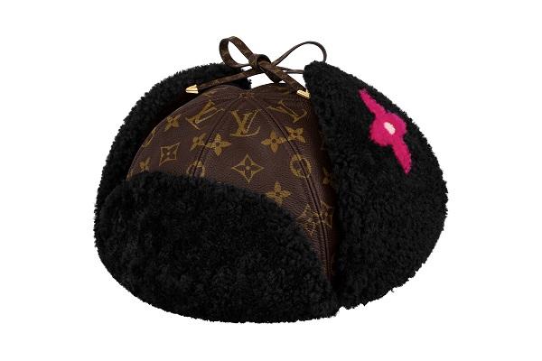 ルイ・ヴィトン モノグラム テディ コレクション バッグ チャーム マフラー ハット