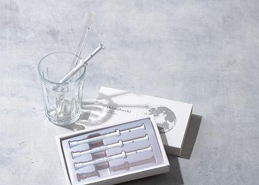 ホワイトニング歯磨きジェル,tattva shimaboshi 3D