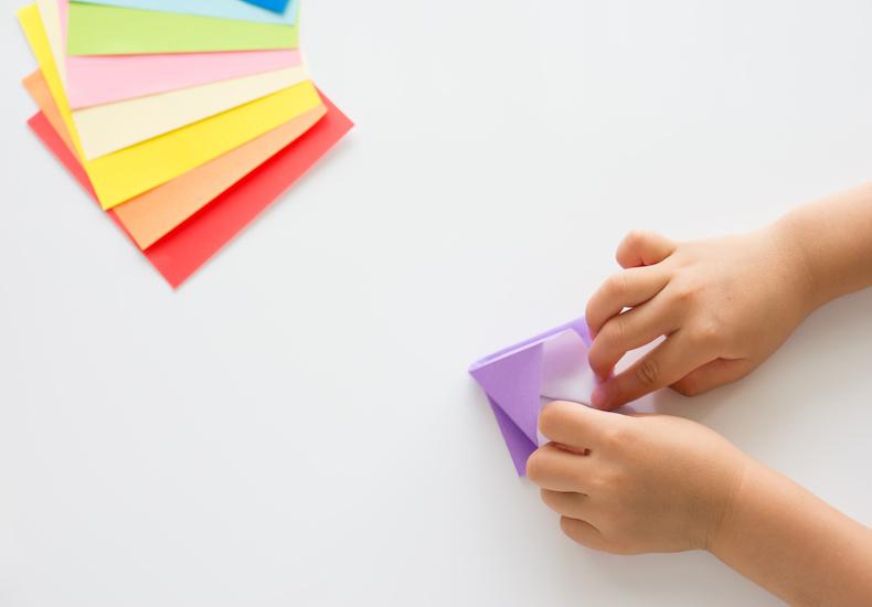 折り紙 キャラクター 本 メリット