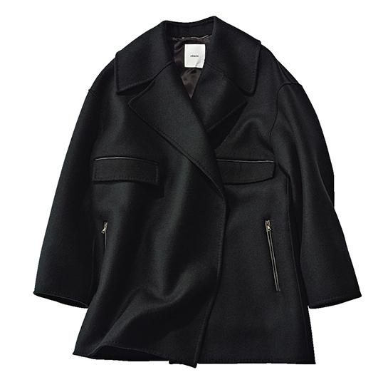 ebure 黒コート