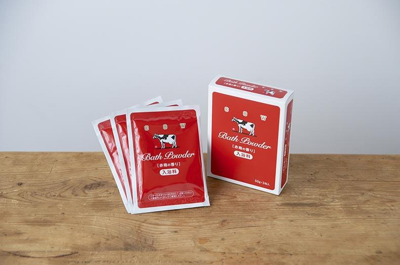 カウブランド 赤箱の香りのなめらかミルクバス