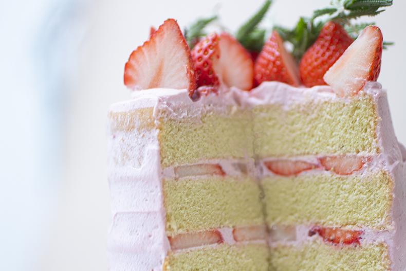 ロンハーマンカフェ クリスマスケーキ