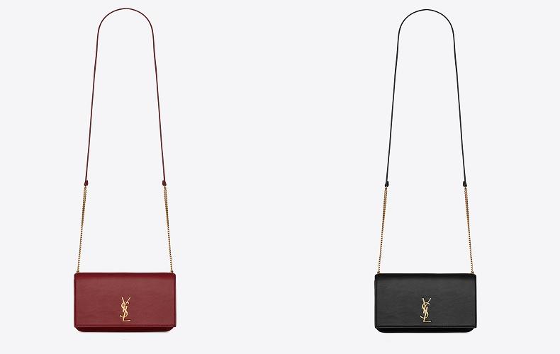 サンローランSAINTLAURENTスマホバッグスマートフォンバッグiPhoneバッグミニバッグ携帯バッグおしゃれおすすめ