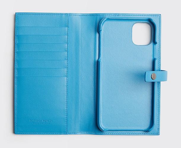 ボッテガ・ヴェネタbottegavenetaiPhoneケーススマホケースiPhone11iPhoneXiPhoneXSイントレチャート手帳型背面型