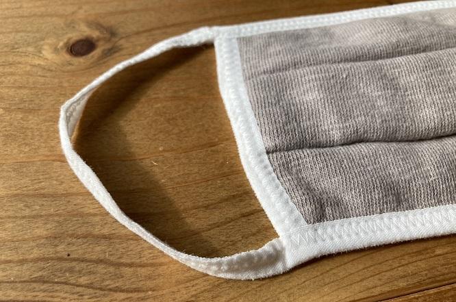 無印良品マスク秋冬用オーガニックコットン繰り返し使える洗って使える手洗い繰り返し 使える 2枚組・マスク