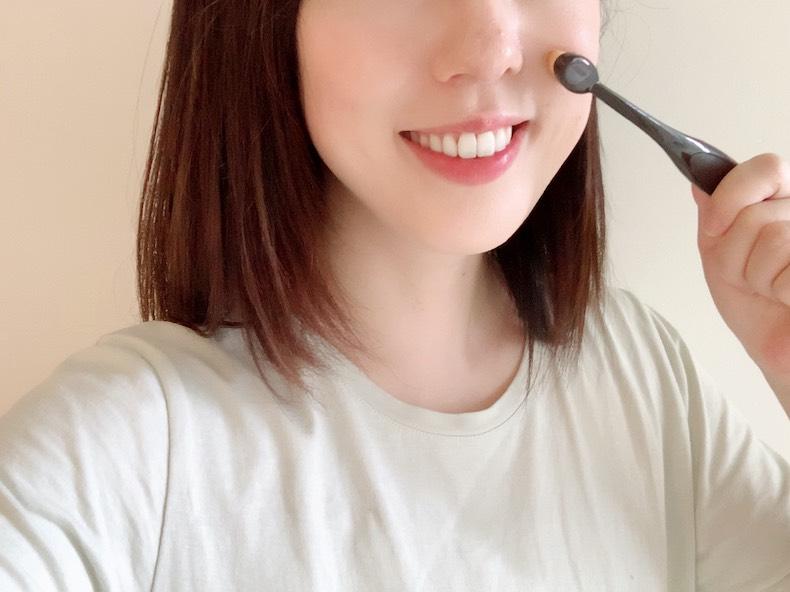 ダイソー|歯ブラシ型ブラシ01フェイス
