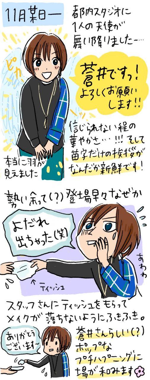 美少女戦士セーラームーン,蒼井翔太,奥田直子