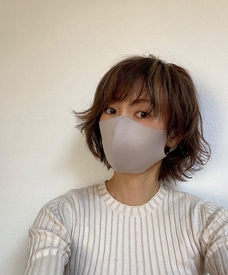 3COINS 洗えるマスク