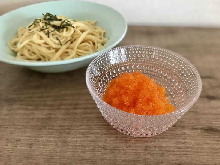 ソース アレンジ パスタ