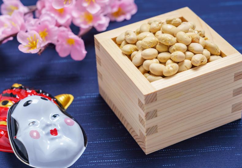 節分 豆まき 食べ物 由来 歴史