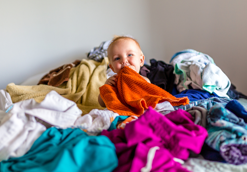 赤ちゃん用洗剤洗濯洗剤選び方選ぶポイントコツ大人も使える大人と一緒に洗える低刺激肌に優しい