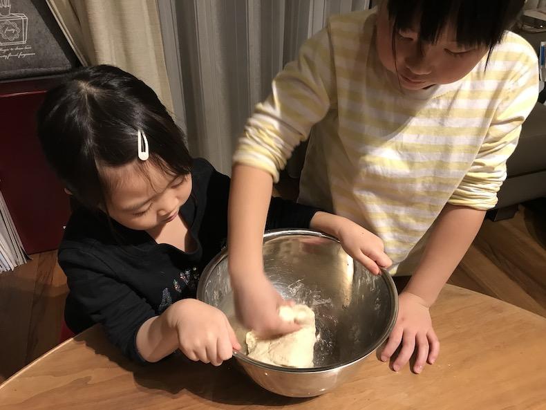 30分で作れるパン