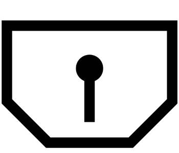 地図 記号 煙突