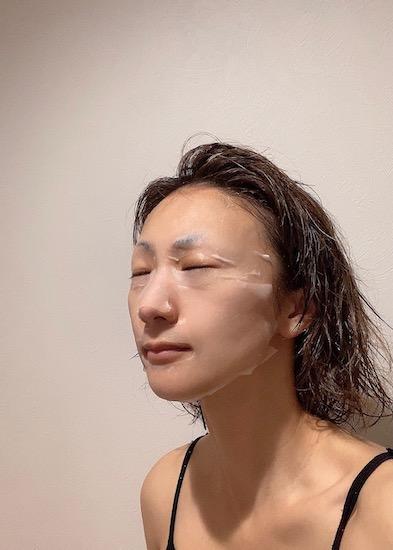 もちもちふっくら艶肌マスク