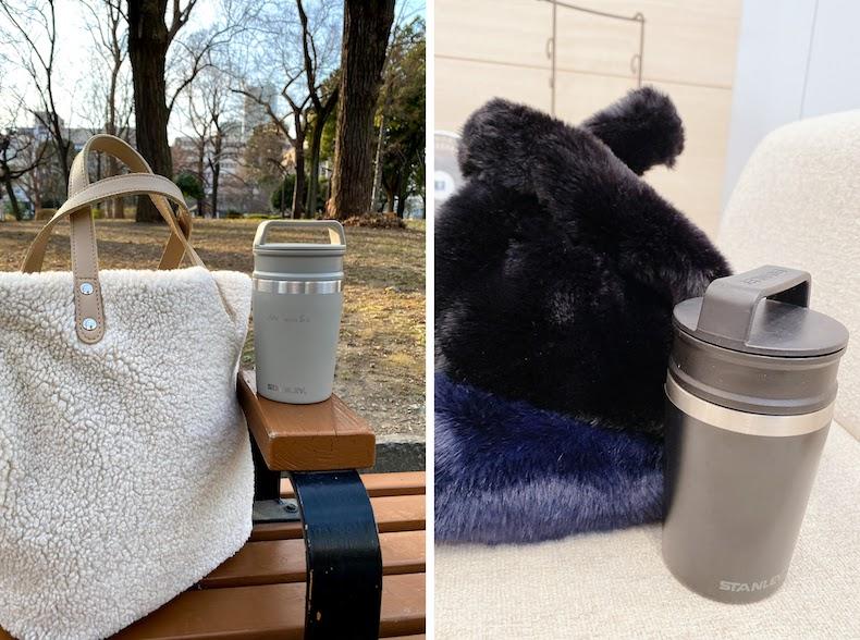 スタンレー 真空携帯マグカップ 水筒 ボトル