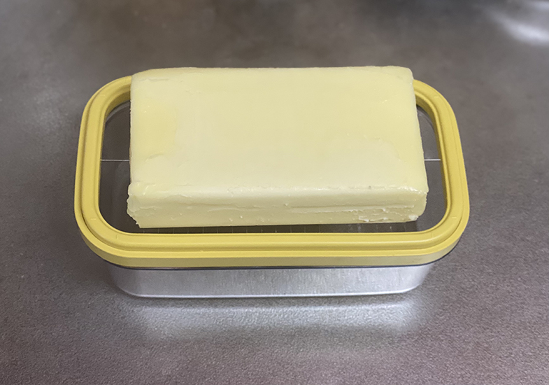 ライター岡本 蘭さんが買ってよかった「バターケース」