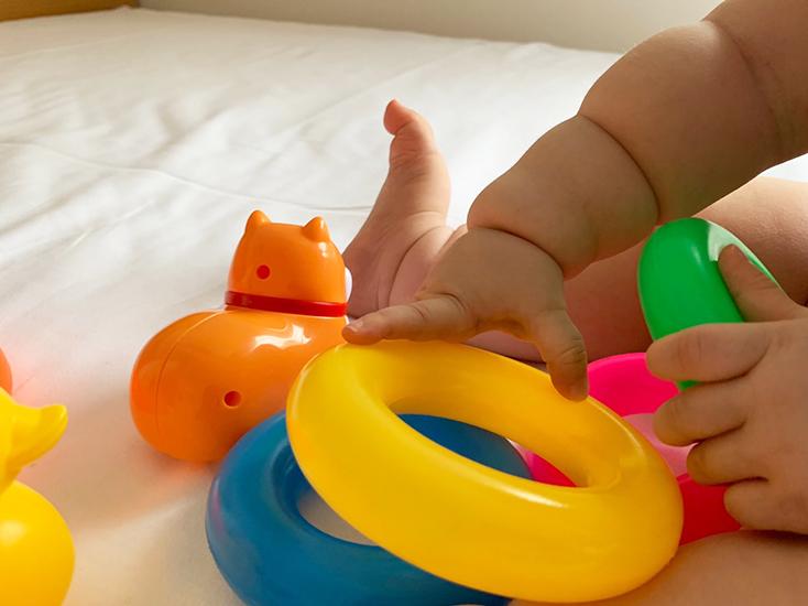 ダイソー 知育玩具