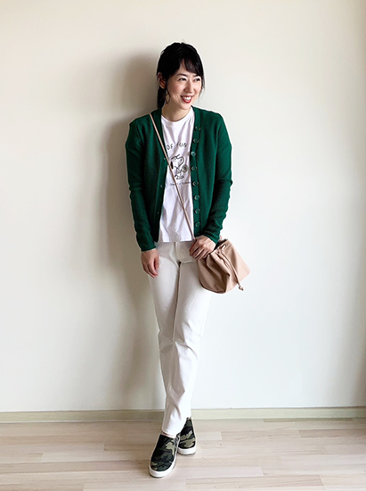 PEANUTS × Yu Nagaba UT