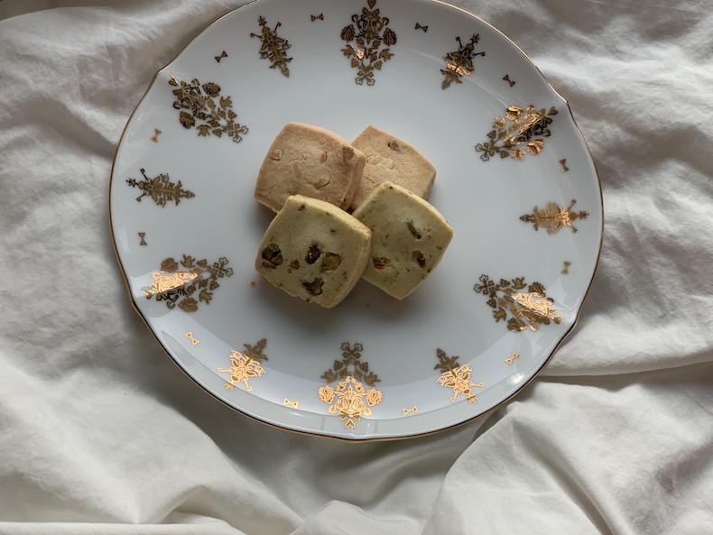 ナッツたっぷりマカダミアクッキー ごろごろナッツのピスタチオクッキー