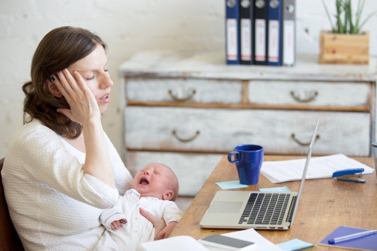 育児子育てストレス理由原因解消方法発散方法リフレッシュ方法