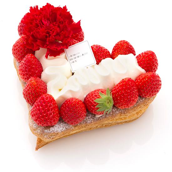 パティスリー・サダハル・アオキ・パリ 母の日 ギフト 限定ケーキ ギフトボックス