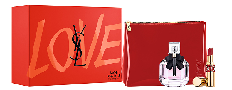 YSL イヴ・サンローラン・ボーテ 母の日 ギフト 限定キット 限定セット モン パリ リップセット