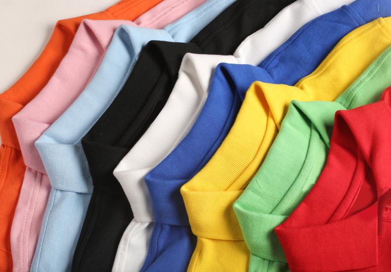 ポロシャツ カラーバリエーション