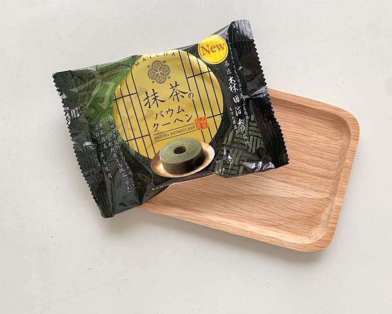 ファミマ, 抹茶のバームクーヘン
