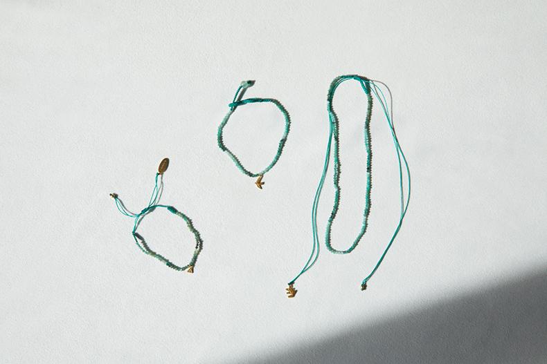 ARTIDA OUD アルティーダ ウード I amドネーションプロジェクト チョーカー アンクレット ブレスレット