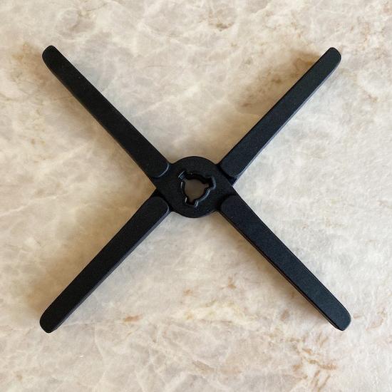 ダイソー|折りたためる鍋敷き